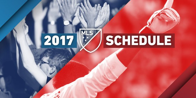 2017 NYCFC Schedule