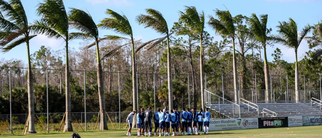 NYCFC Release Pre-Season Roster: Diskerud and Saunders missing; 16-year-old Academy prospect Sands makes the trip.