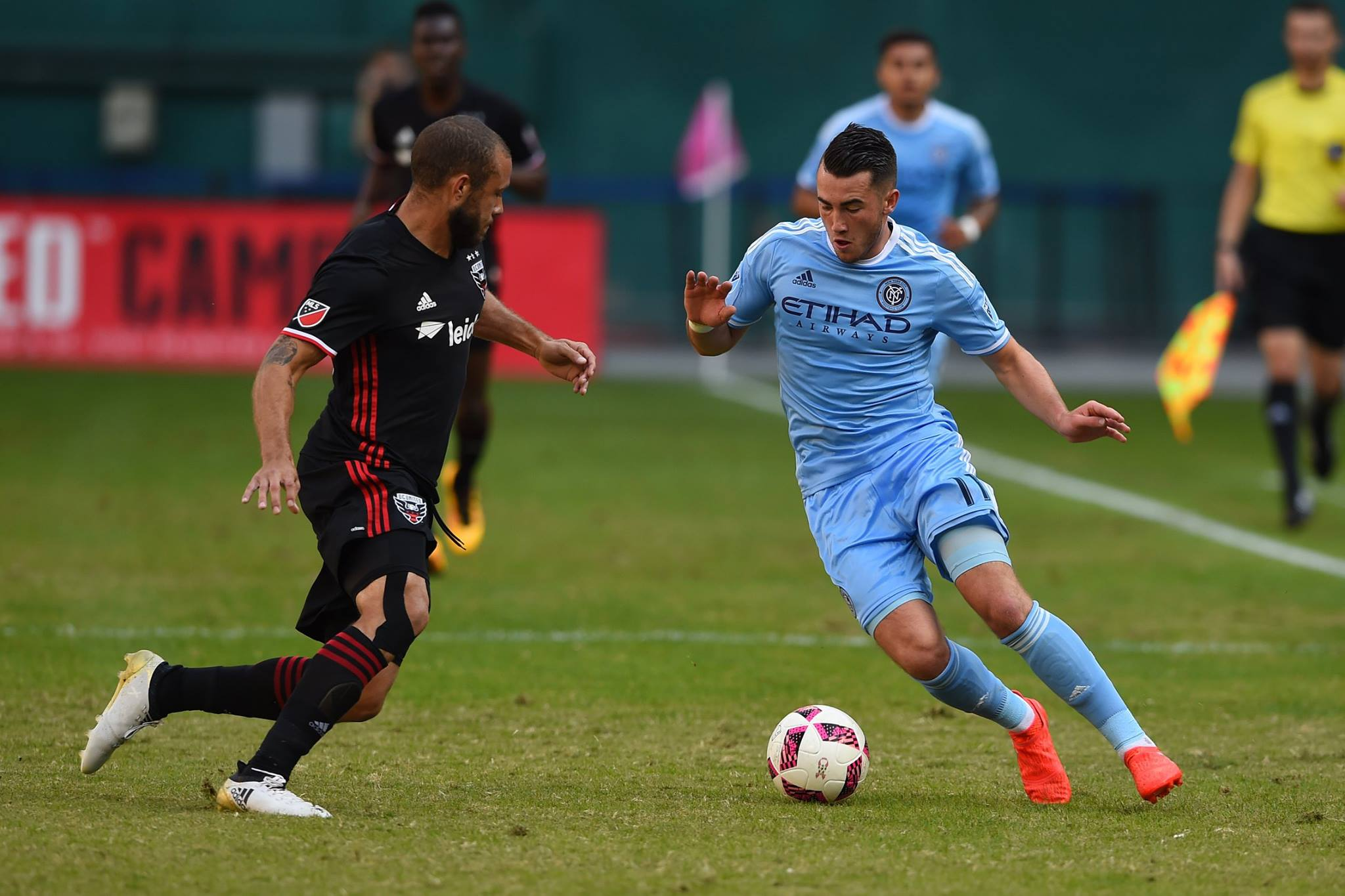 What to Watch For: NYCFC vs DC United | 3/12/17