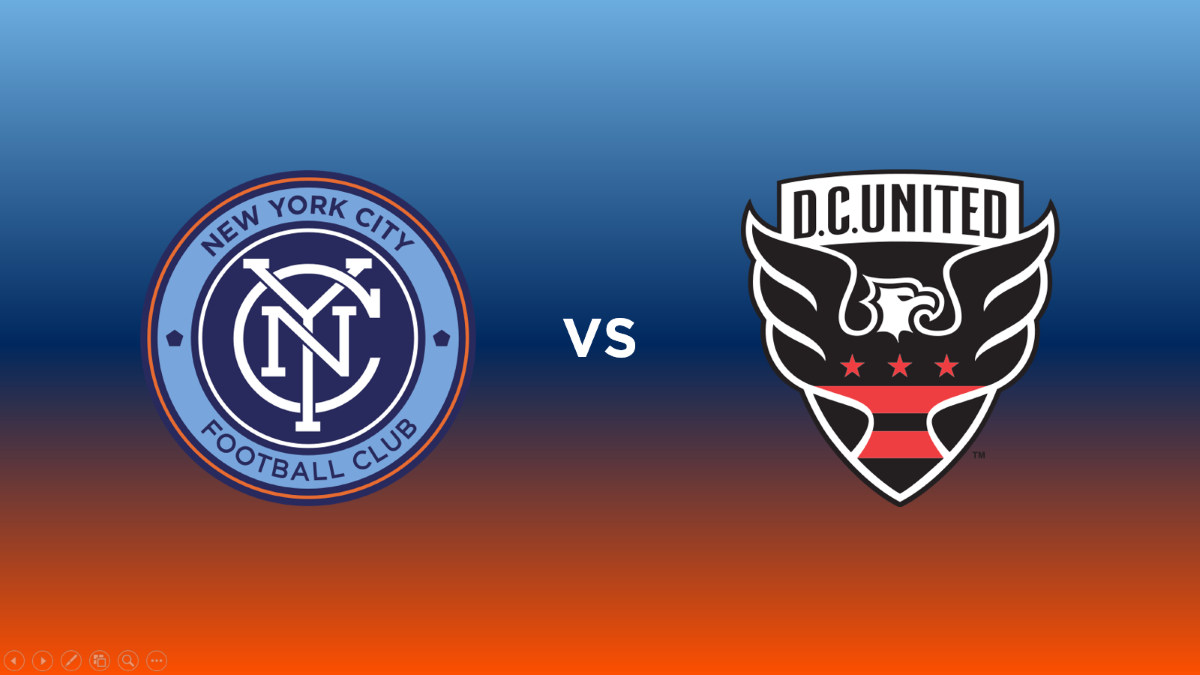POST-MATCH RECAP: NEW YORK CITY FC @ D.C. UNITED – 4/8/17