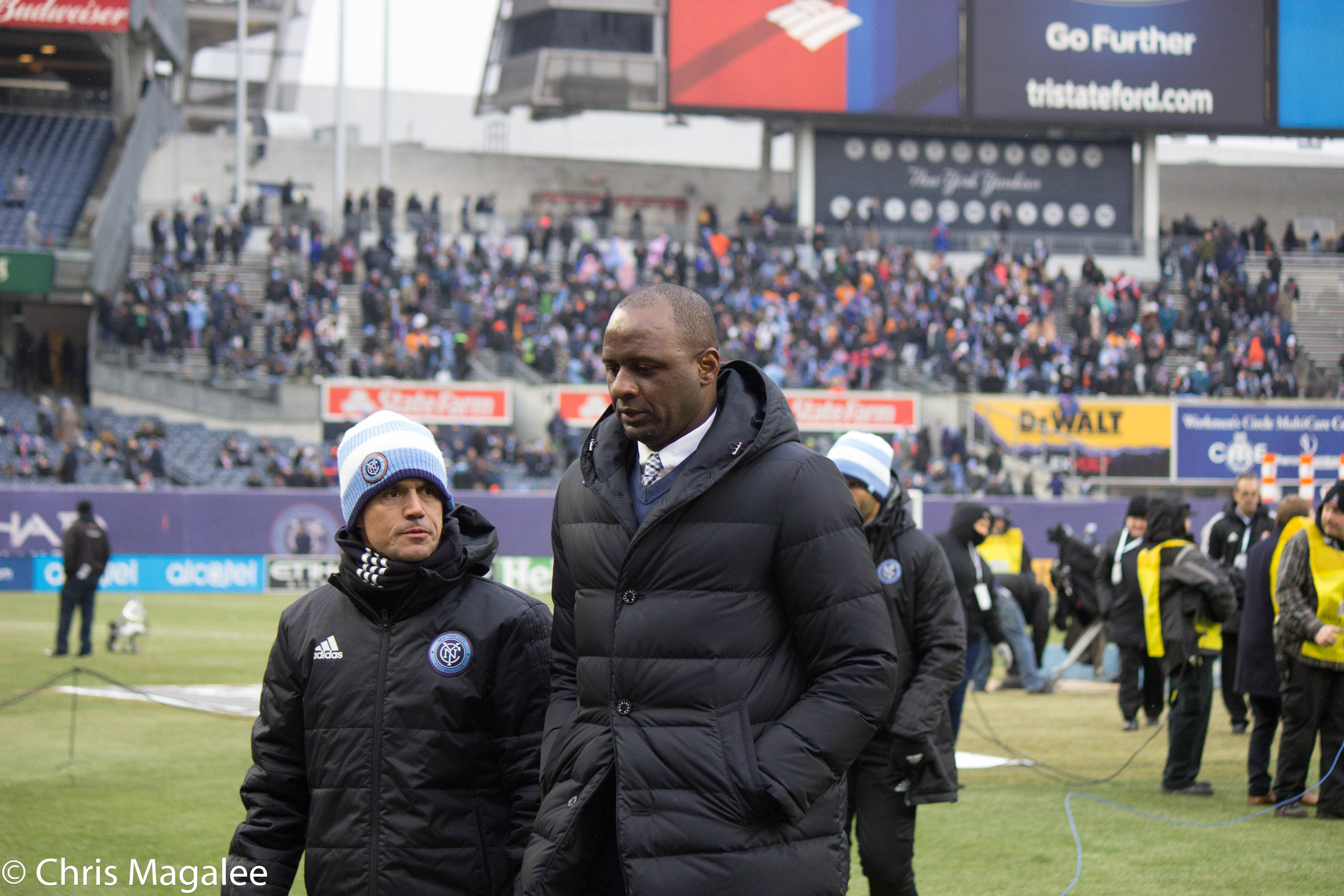 Match Preview: NYCFC vs San Jose Earthquakes; Vieira's men looking to bounce back following disappointing stalemate.
