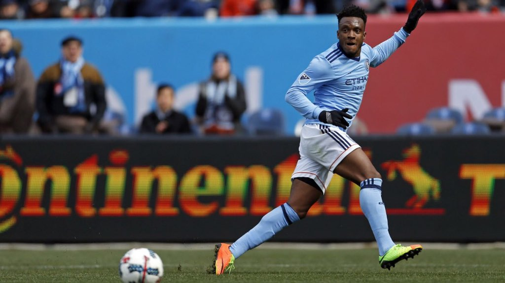 Rodney Wallace, New York City FC