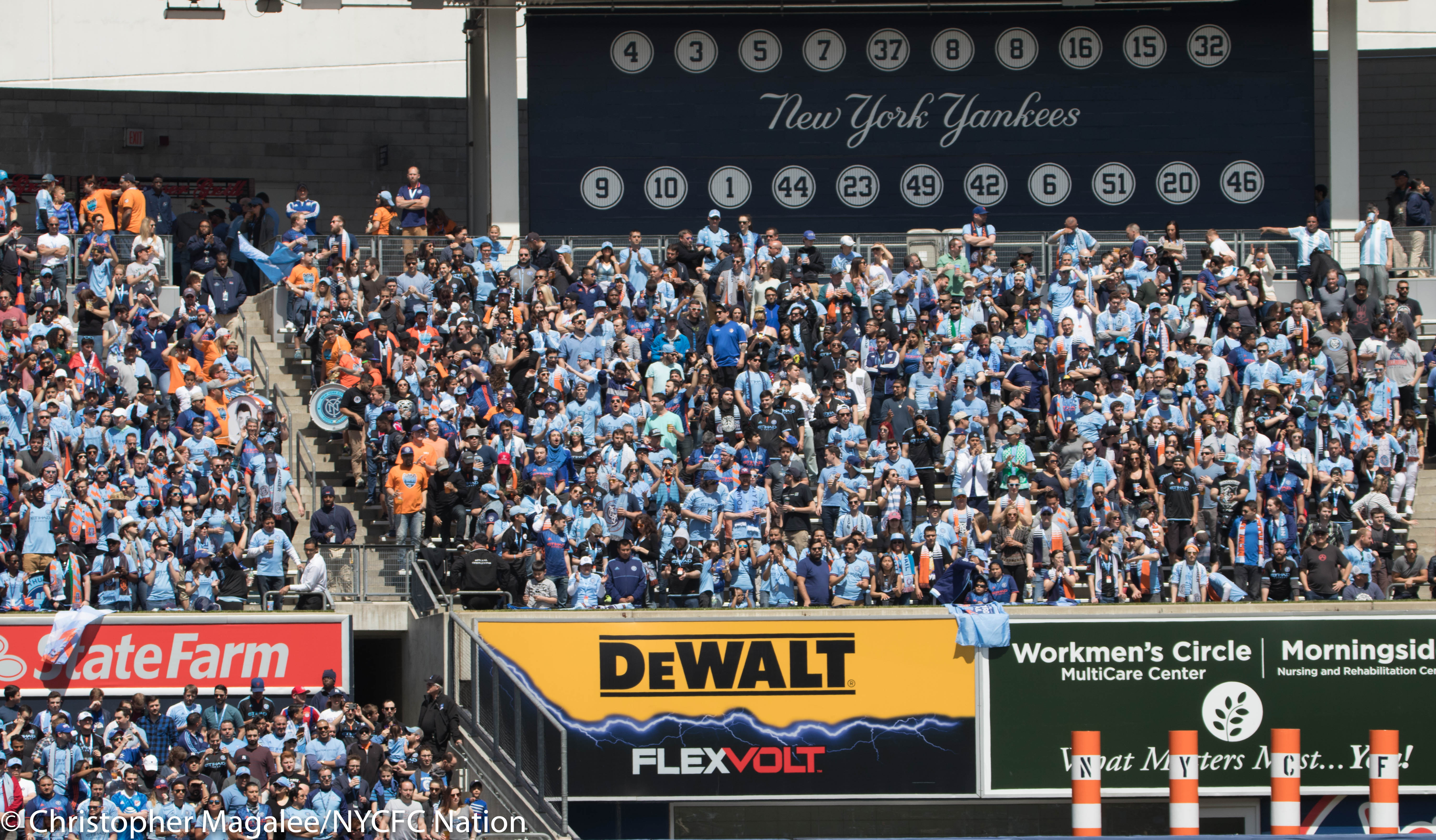 NYCFC Attendance Drop Continues