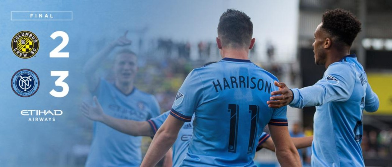 Post-Game Recap: New York City FC at Columbus Crew SC