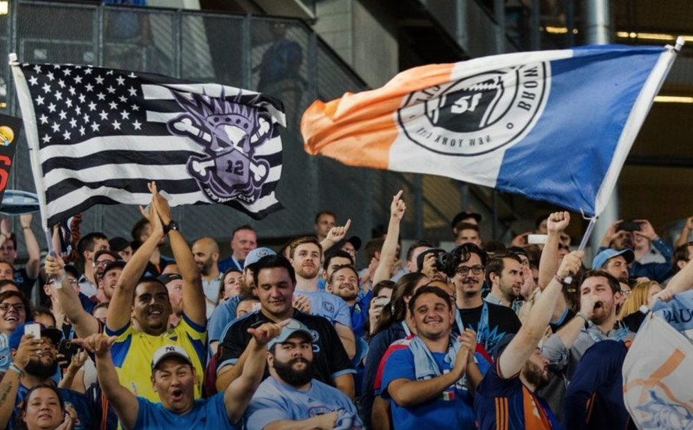 NYCFC's Supporters Can Be The Difference On Sunday