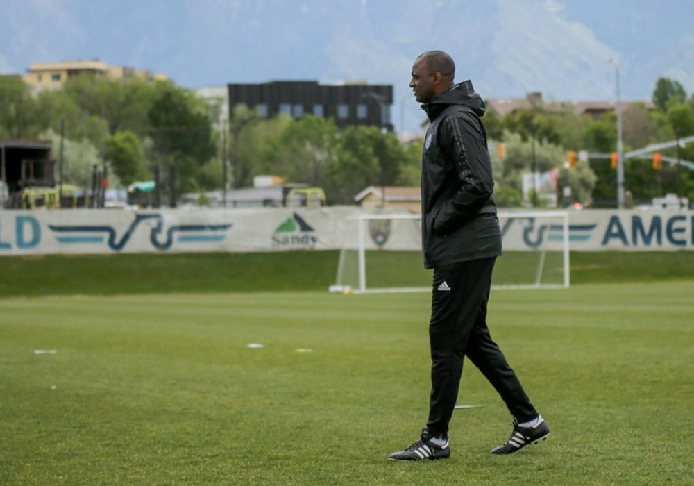 Patrick Vieira Bound For OGC Nice
