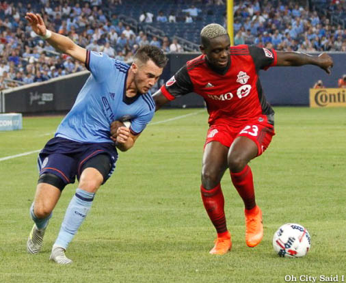 Kings in the North: NYCFC Travel to Toronto