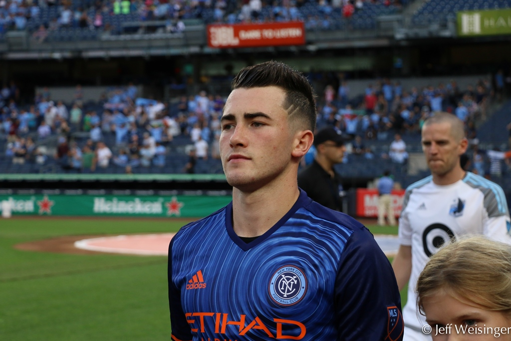 Jack Harrison's impact has been vital to NYCFC