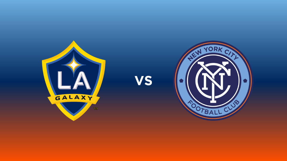 NYCFC vs Galaxy