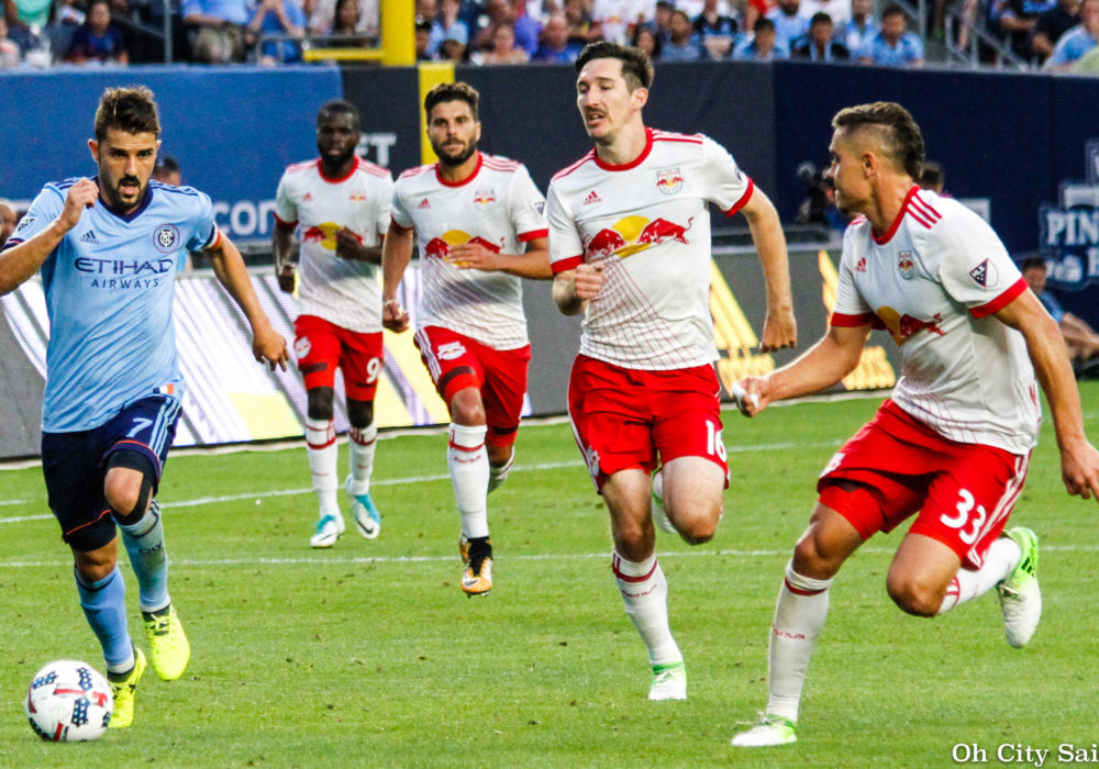 City Can't Get Swept Up in Sweep Talk vs. Red Bull