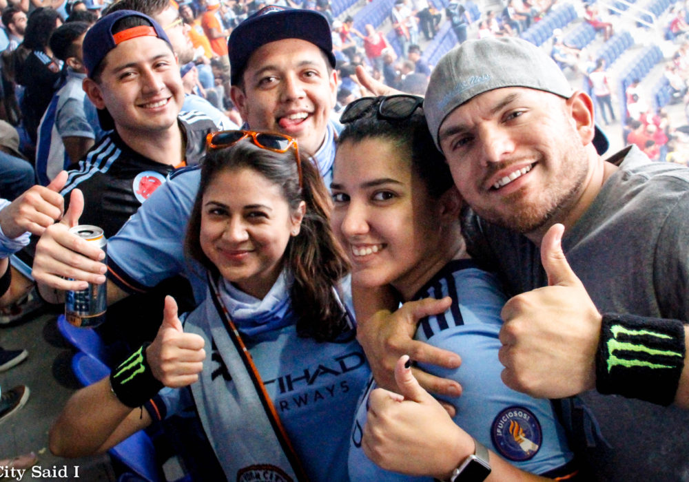 Surviving The Bull Rush and NYCFC News