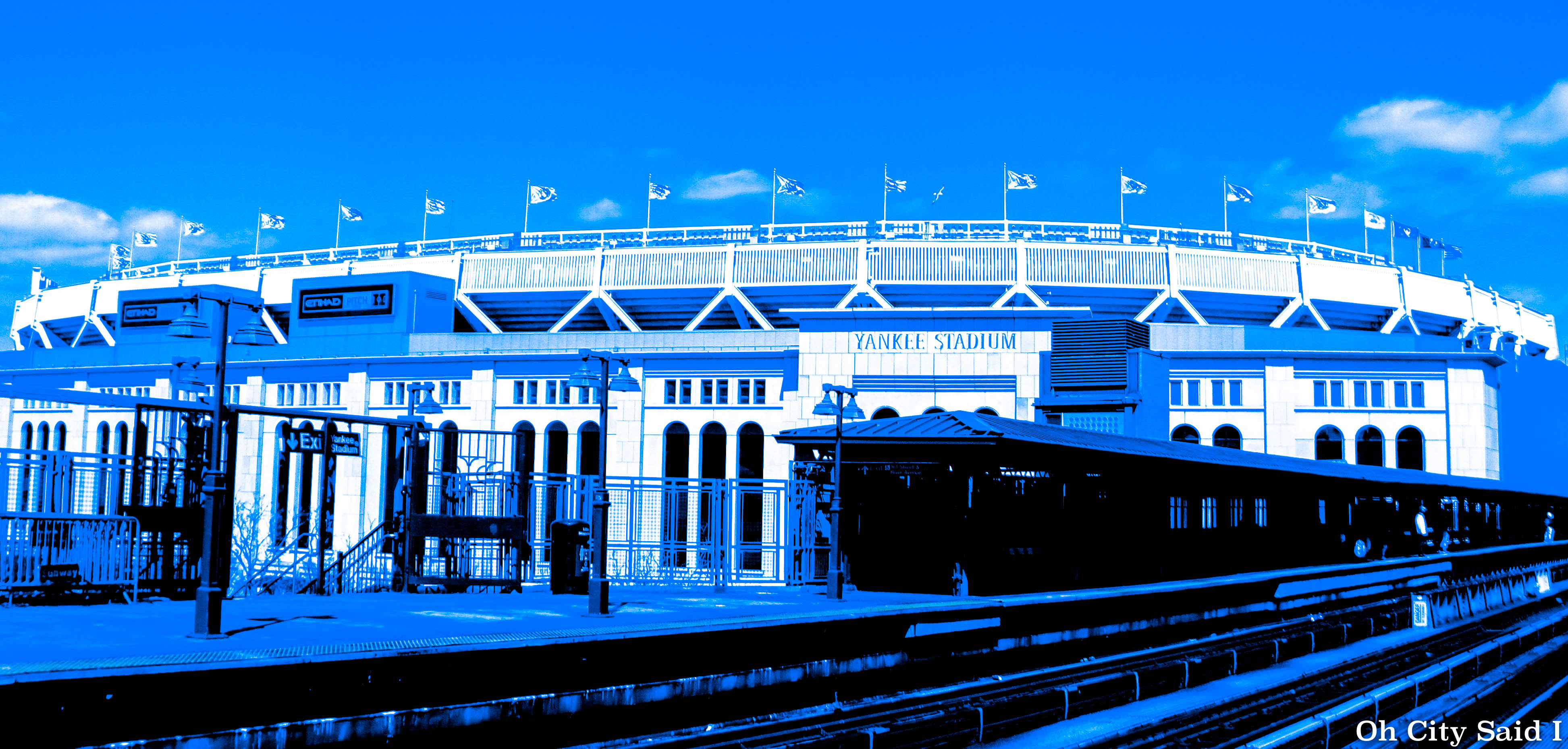 Yankee Stadium hosts Sporting KC tonight
