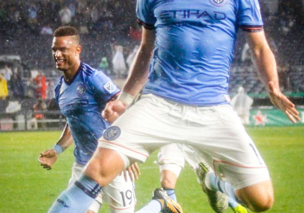 Wet & Wild: City Steal Three Points vs. Sporting KC