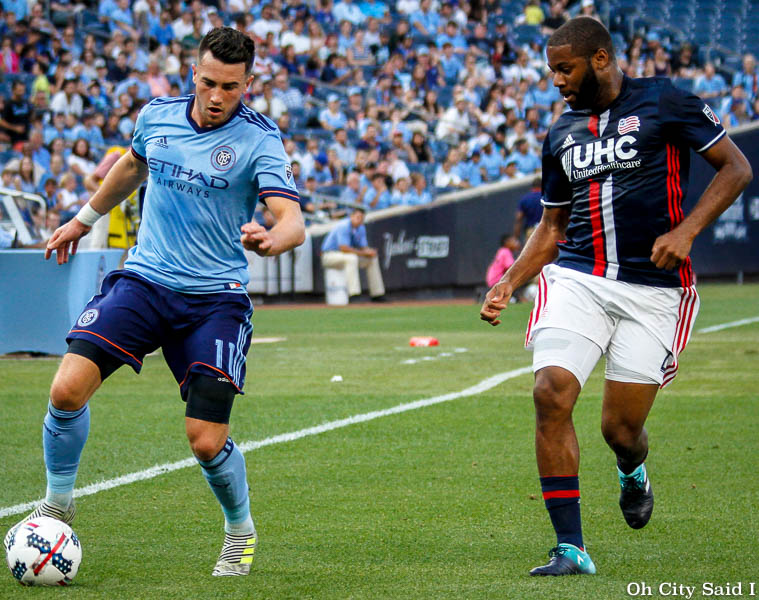 Their Destiny is Their Own: City in Driver's Seat vs New England