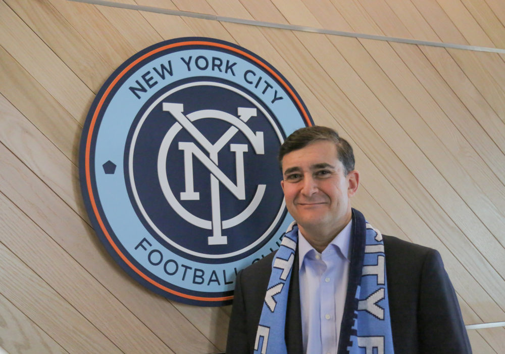 NYCFC President Patricof Emailed $5 Million Offer On Behalf of SUM to Purchase Cosmos In 2016