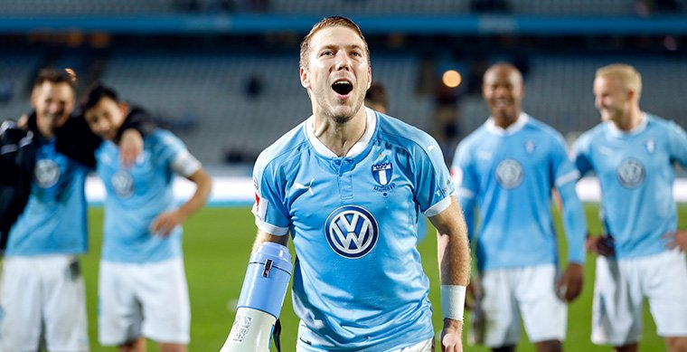 NYCFC Sign Malmo Right Back Anton Tinnerholm