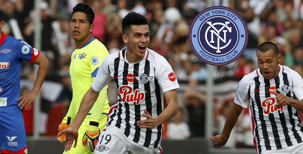Jesús Medina Signs CFG Contract, Will Join NYCFC in 2018