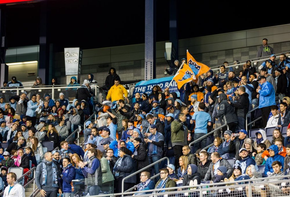 Everywhere We Go – NYCFC & Supporters Weather The Storms