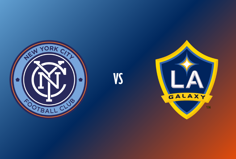 Match Preview: NYCFC vs LA Galaxy, City looking to carry opening game form into LA Galaxy clash.