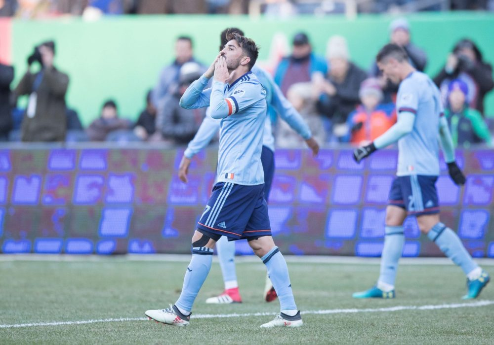 Death, Taxes and David Villa Scoring in a Home Opener