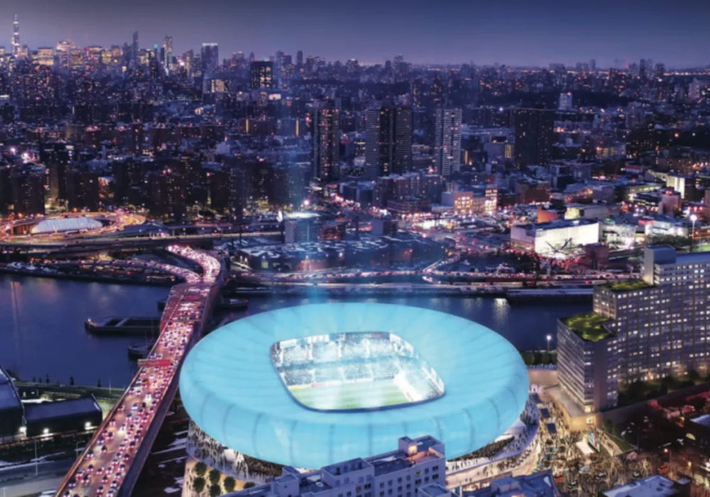 Envisioning a Future NYCFC Stadium