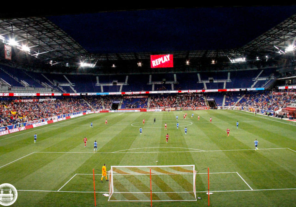 New York Red Bulls vs New York City FC US Open Cup June 6th, 2018
