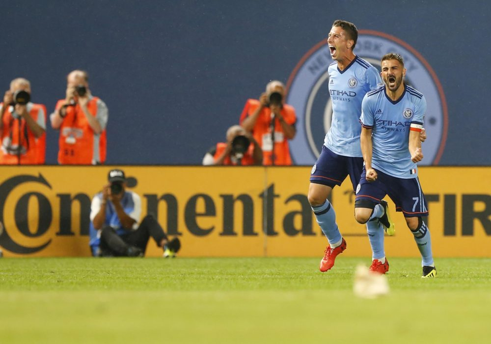 NYCFC Post Game Audio Clips 8-22-2018