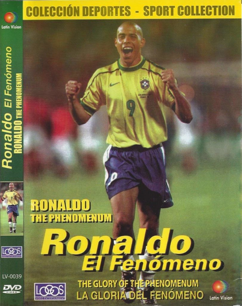 Ronaldo El Fenomeno Photo Credit: Amazon