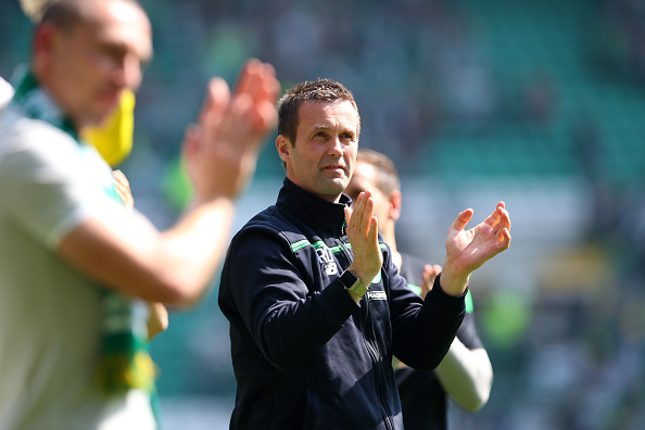 Former Celtic Boss Ronny Deila Named City Head Coach