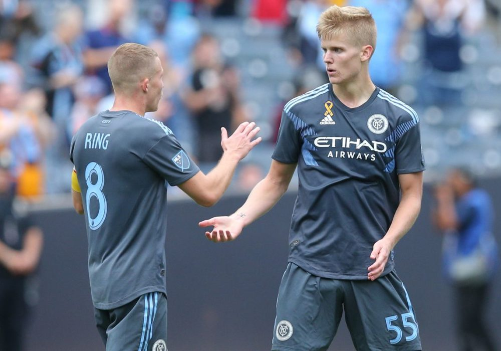 Report: Keaton Parks to Stay at City